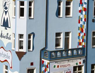 Gestaltung Fassade Hof, Oberfranken